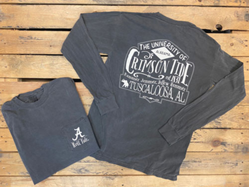 Compadres Long Sleeve Pocket Tee