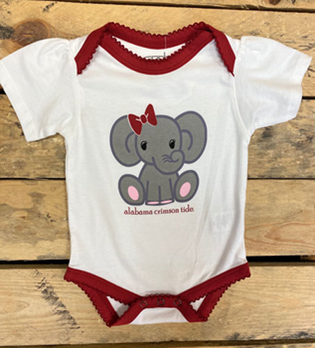 Infant Elephant Onesie