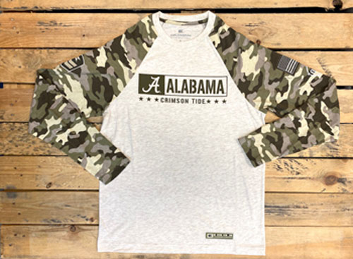 Operation Hat Trick Alabama Evasion Long Sleeve Tee